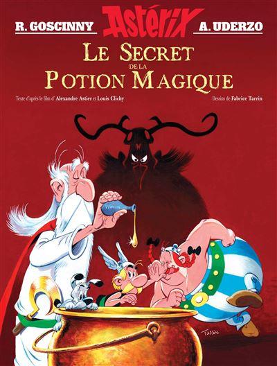 Le secret de la potion magique