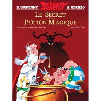AstérixLe secret de la potion magique