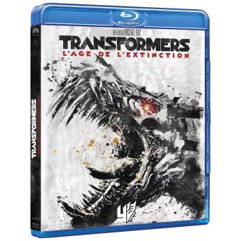 TransformersTransformers 4 L'âge d'extinction Blu-ray