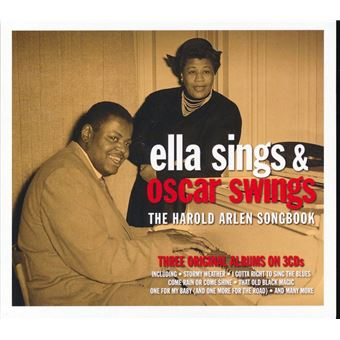 ELLA SINGS & OSCAR SWINGS/3CD