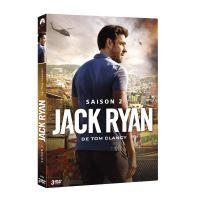 Jack Ryan Saison 2 DVD