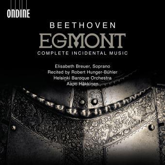 Egmont Intégrale de la musique de scène