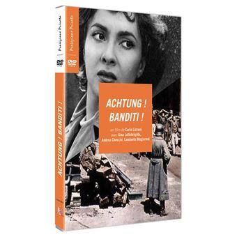 Achtung ! Banditi ! DVD