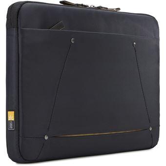 "Case Logic Deco Sleeve 13.3"" Black Laptop Sleeve"