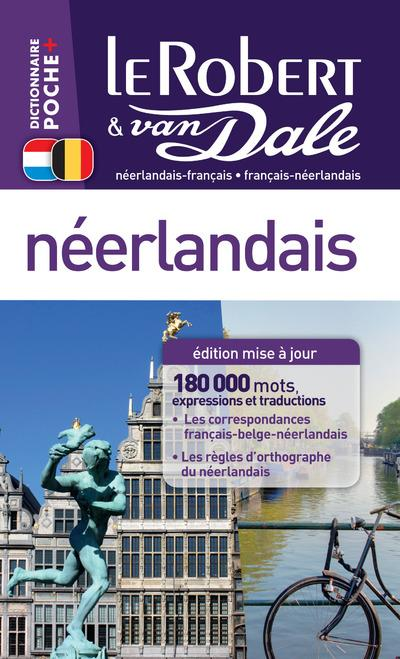 Dictionnaire Néerlandais Robert et Van Dale poche