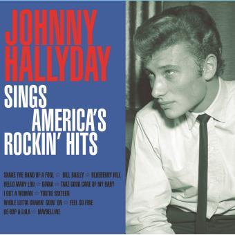 Johnny Hallyday sings America's rockin' hits : CD album en
