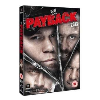 WWE Payback 2013 DVD