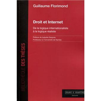 Droit et internet
