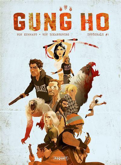 Gung Ho - Intégrale 1 à 3