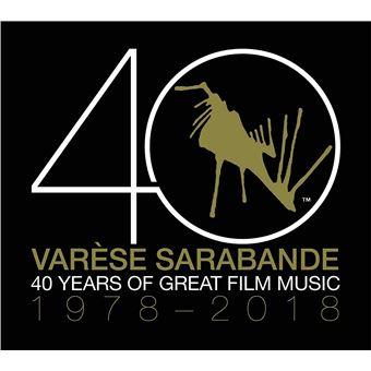 VARESE SARABANDE 40 YEARS/2CD