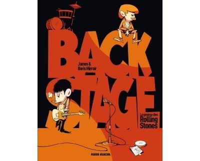 Backstage - La Genèse des Rolling Stones