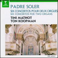 Concertos (6) pour 2 orgues