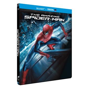 Spider-ManThe Amazing Spider-Man Blu-Ray