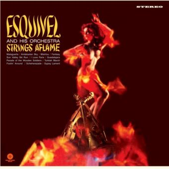 STRINGS AFLAME/LP
