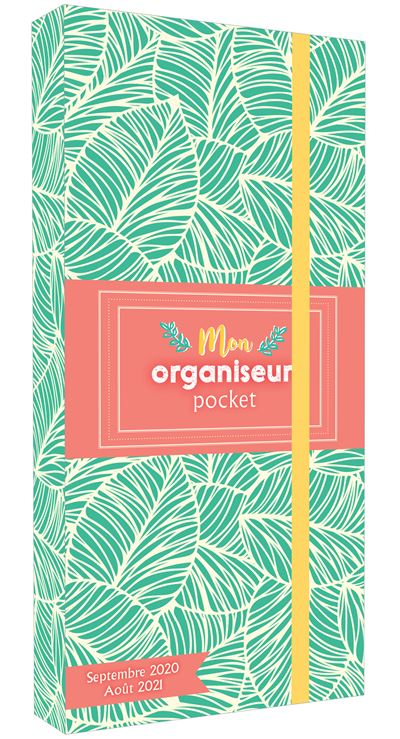Mon Organiseur Pocket 2021