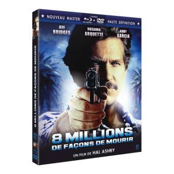 Huit millions de façons de mourir Combo Blu-ray DVD
