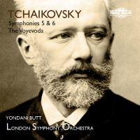 Symphony numbers 5 & 6 The Voyevoda
