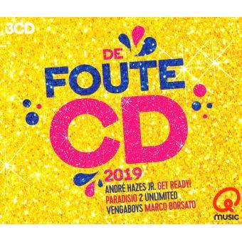 DE FOUTE CD VAN QMUSIC (2019)/3CD