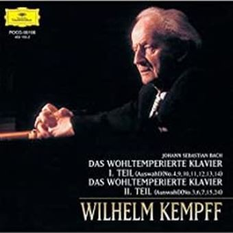 Well tempered clavier i and ii/extracts/ed limitee