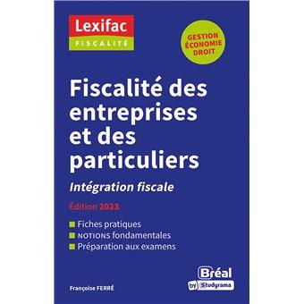 Fiscalité des entreprises et des particuliers 2019