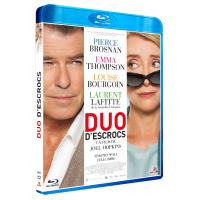 Duo d'escrocs Blu-ray