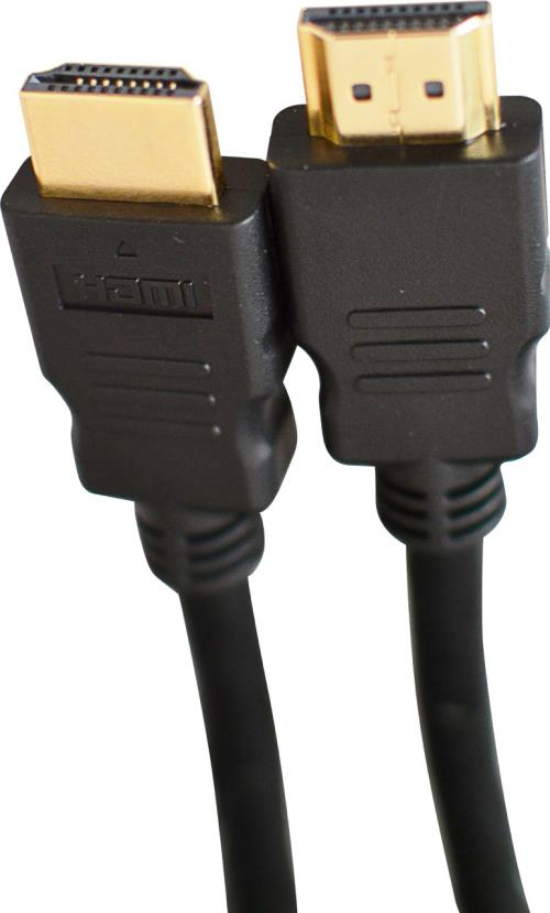 Câble On Earz Cable Gear HDMI Standard 1.2 m Noir