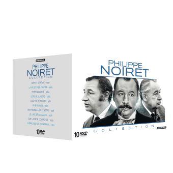 Coffret Philippe Noiret 10 films DVD