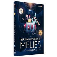 Les Contes merveilleux de Méliès en couleurs Combo Blu-ray DVD