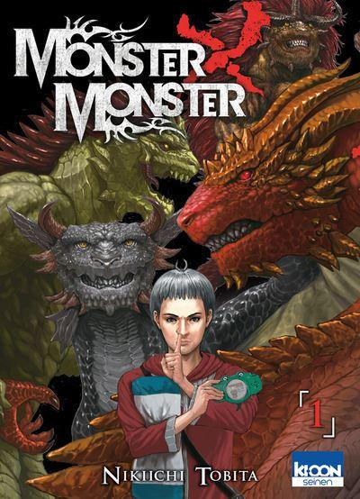 Monster x Monster - Ki-oon