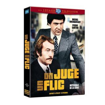 Un juge, un flicUn juge, un flic DVD