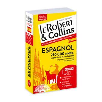 Robert & Collins Poche Espagnol - Nouvelle édition