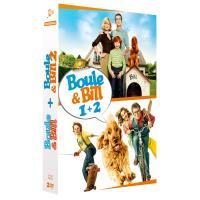 Coffret Boule et Bill et Boule et Bill 2 DVD