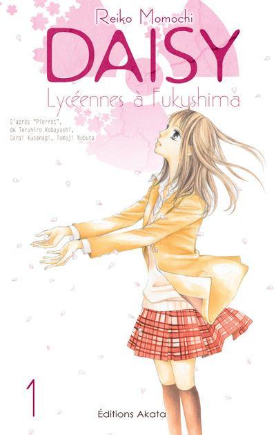 Daisy, lycéennes à Fukushima - tome 1