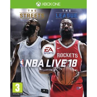 NBA LIVE 18 MIX XONE