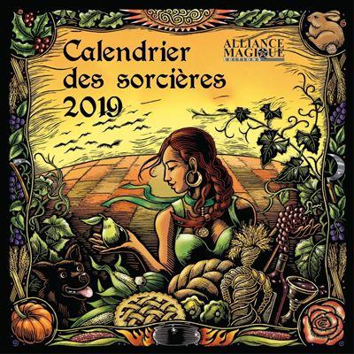 Calendrier des sorcieres 2019