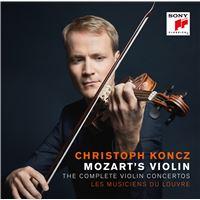 Mozart's Violin The Complete Violin Concertos Coffret