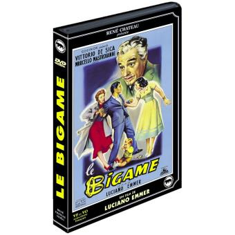 Le bigame DVD