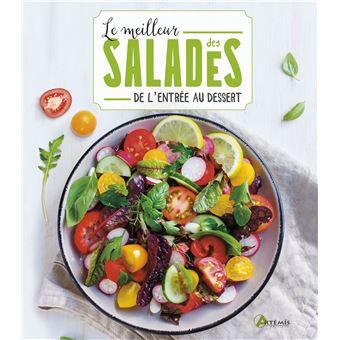 Le meilleur des salades de l'entree au dessert