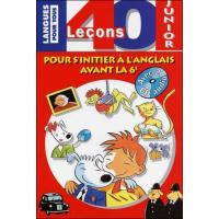 40 leçons pour s'initier à l'anglais junior - Coffret filmé -