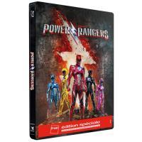 Power Rangers Steelbook Edition spéciale Fnac Blu-ray