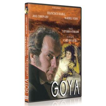 Goya DVD