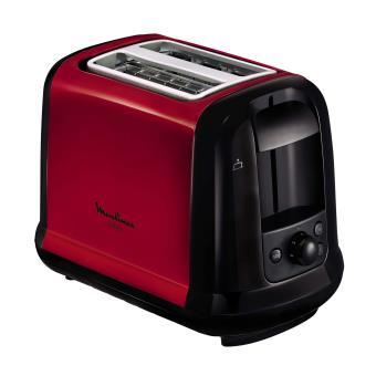 Grille-pain Moulinex Subito LT260E00 850 W Rouge