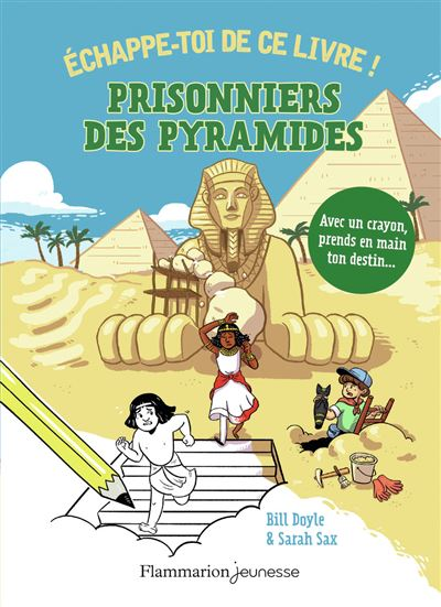 Prisonniers des pyramides