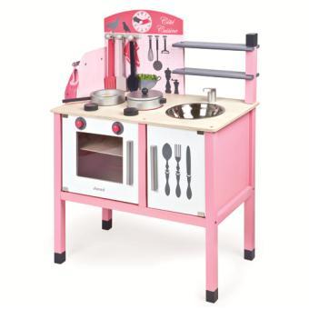 "Maxi Cuisine en bois ""Mademoiselle"" Janod"