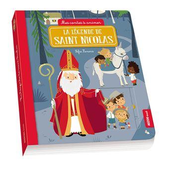 La legende de saint-nicolas (coll. mes contes à animer)
