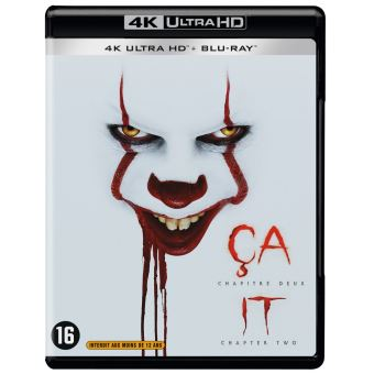ÇaÇa : Chapitre 2 Blu-ray 4K Ultra HD