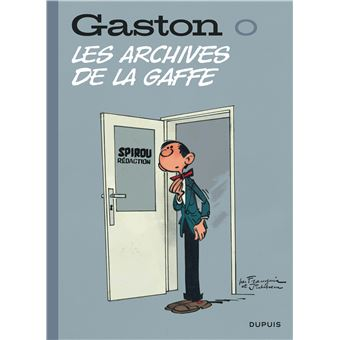 Gaston LagaffeLes archives de la gaffe