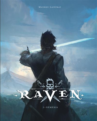 Raven - Raven - Tome 1 (Édition luxe)