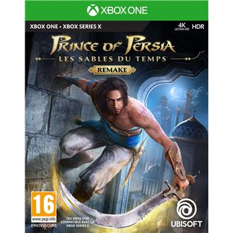 Prince of Persia : Les Sables du Temps Remake Xbox