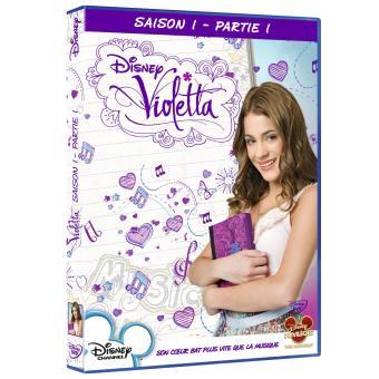 ViolettaCoffret de la Saison 1 Partie 1 - DVD